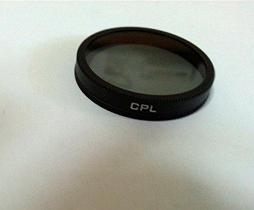 Junsi CPL Circular Polarizer Filter Lens Objektiv Protector Schutzer for DJI Inspire 1 Zenmuse X3 Camera Kamera