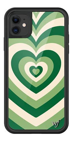 Wildflower Limited Edition Cases Compatible with iPhone 11 (Matcha Love)