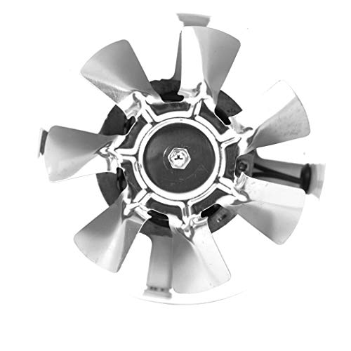 QIQIDEDIAN Conducto Redondo Ventilador Extractor Ventilador Ventilador de ventilación de Cocina de 4 Pulgadas Extractor de baño Ventilador Potente 100
