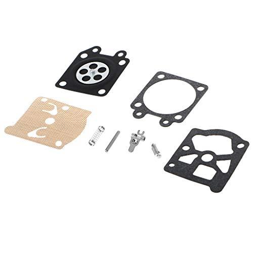 Qiman 1 Set Vergaser Reparatursatz Für Walbro Vergaser Reparatursatz Für STIHL MS180 MS170 018 017 Ersatz