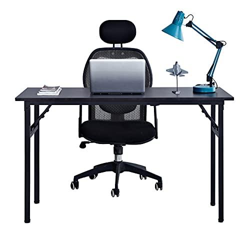 Need Mesa Plegable 120x60cm Mesa de Ordenador Escritorio de Oficina Mesa de...