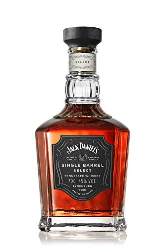 Jack Daniel's Single Barrel Select Tennessee Whiskey (1x0.7l)