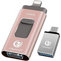YSeaWolf USB 3.0 128GB iPhone Flash Drive