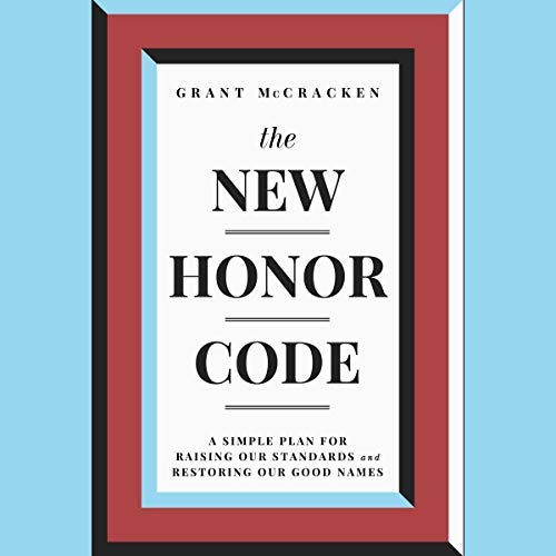 The New Honor Code cover art
