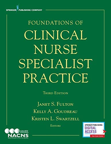Top 10 best selling list for clinical nurse specialist