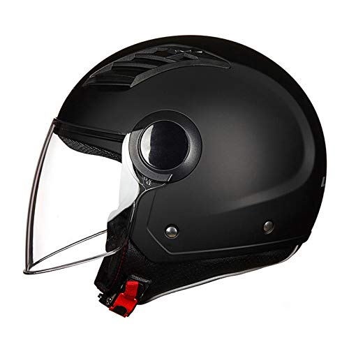 casco moto 4xl qwert Casco Moto 3/4 Semiaperto