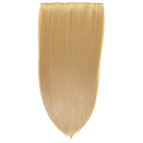 Hair2Heart Extension à Clipser Synthétiques Postiche 11 Blond Cendré 60 cm