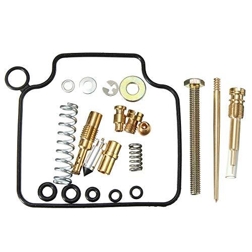 RENCALO Kit de reconstrucción de carburador carburador para Honda TRX450ES Foreman 1998-2003