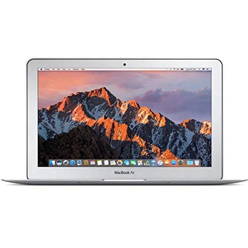 Apple MacBook Air 7,1 Core i7-5650U 2.2GHz A1465 8GB RAM 512GB SSD 11' Early 2015- (Renewed)
