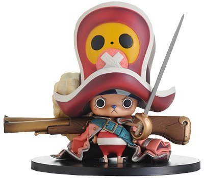 One Piece DXF ~ THE GRANDLINE CHILDREN ~ ONE PIECE FILM Z vol.1 chopper single item Banpresto Prize (japan import)