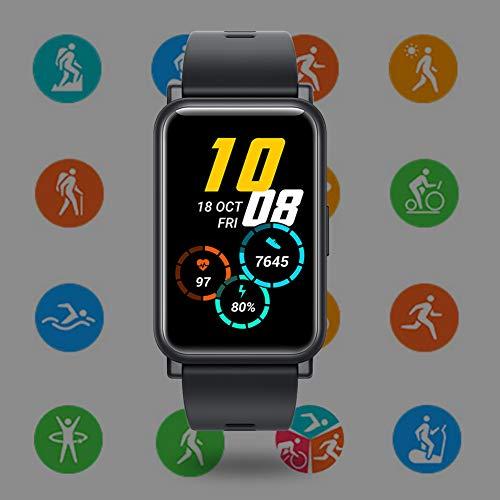 Honor Watch ES - Smartwatch Meteorite Black