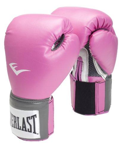 Everlast Erwachsene Boxen - Boxhandschuhe, Pink, 8