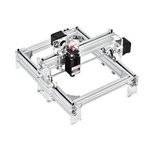 InLoveArts 17x20cm CNC Fresadoras Máquina laser engraving