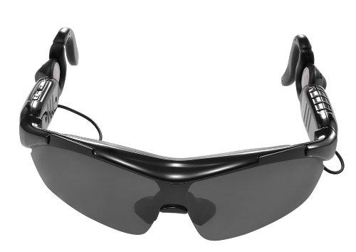 K1 Bluetooth Designer Sport Zonnebril met Stereo Muziek Ondersteuning en Handsfree Digitale Zonnebril Muziek spelen Zonnebril
