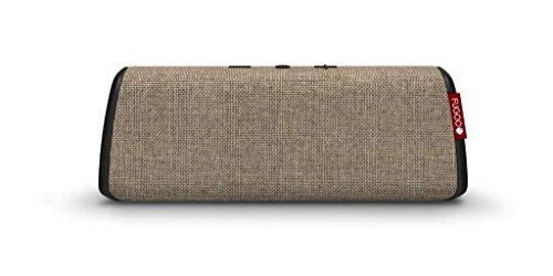 Fugoo Style S 100% Waterproof Bluetooth Speaker - Portable Snow/Shock Proof - IP67-Rated - Outdoor Loud, Indoor Style