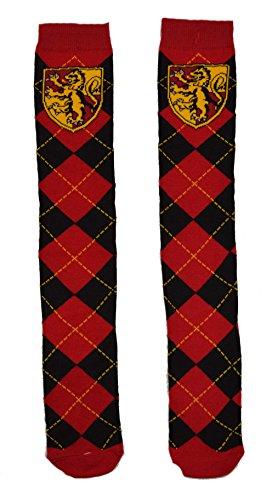 Harry Potter Gryffindor School Uniform Knee High...