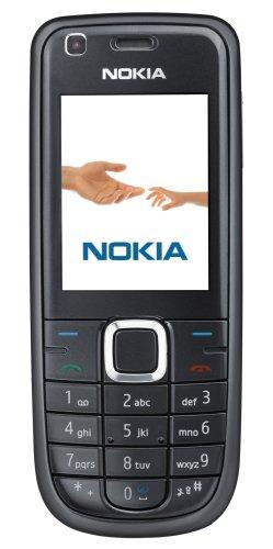 Nokia 3120 Classic Graphite (UMTS, GPRS, Kamera mit 2 MP, Musik-Player, Bluetooth, Edge) Handy