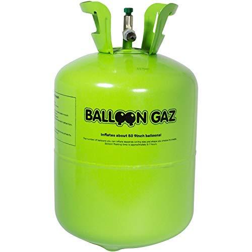 Folat Einweg Heliumtank XL Ballongas für 30 Ballons á 23 cm