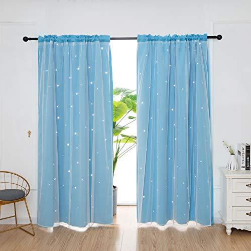 cortina estrellas fabricante ECM.
