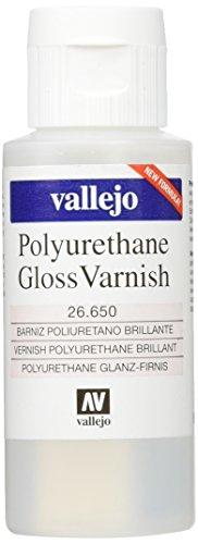 Vallejo (Modell Farbe 60ml glänzend Polyurethan-Lack