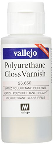 Vallejo Polyurethane - Varnish Gloss 60ml - VAL26650