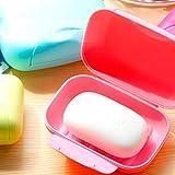 AOA Mini-Geschirrteller, handlich, für Zuhause, Dusche, Outdoor, Reisen, Wandern, Behälter,...