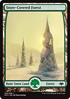 Best snow covered forest mtg Reviews