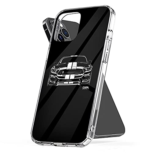 Phone Case Compatible with iPhone 2015-2019 Shock Ford Waterproof Mustang...