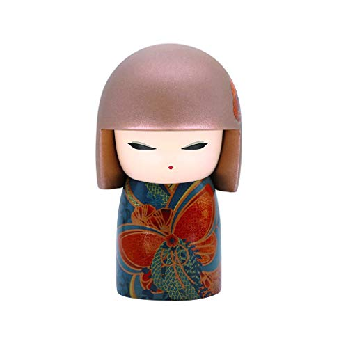 Kimmidoll - Kokeshi de satomi de 6 cm