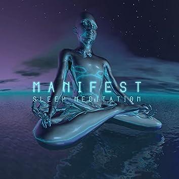 Manifest Sleep Meditation: Healing Music for Insomnia Cure & Night Mindfulness