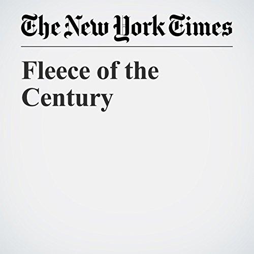 Fleece of the Century copertina