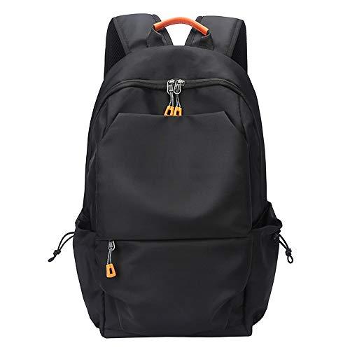 Woniu Waterdichte School Boekenkast, School Rugzak, met Honingraat Back Pad om te bevorderen luchtcirculatie en houd uw rug droog, voor uw laptop, paraplu, boeken