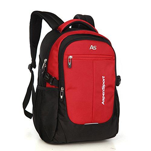 Outdoor peak sac à dos cartable d'affaires école ordinateur portable business nylon