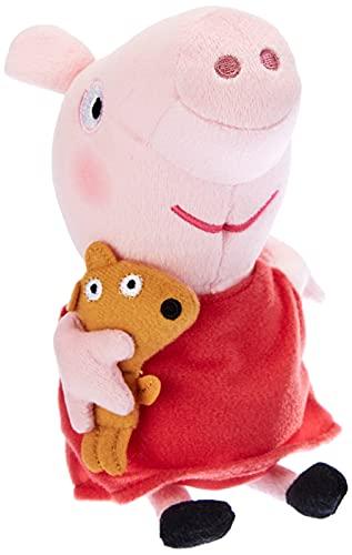Ty – Beanies – Peppa Pig – Peppa – Peluche Douce 15 cm