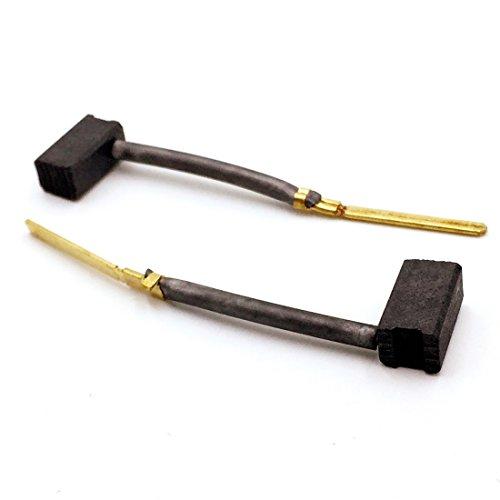 Replacement Part 445861-25 Carbon Brushes (1 pair) for DeWalt/Black & Decker Power Tools, Porter Cable, Drill,Jig Saw,Gauge Shear,Plate Joint,Sander,Grinder,Gauge Nibbler,Polisher
