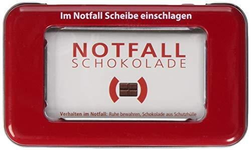 Liebeskummerpillen Pocket Chocolate - Notfallschokolade_Blechdose, 1er Pack (1 x 30 g)