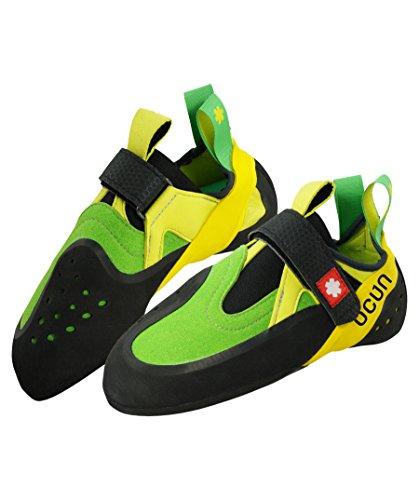Ocun Kletterschuhe Oxi grün (400) 4,5
