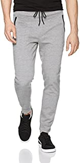 Southpole mens Active Basic Jogger Fleece Pants Casual Pants