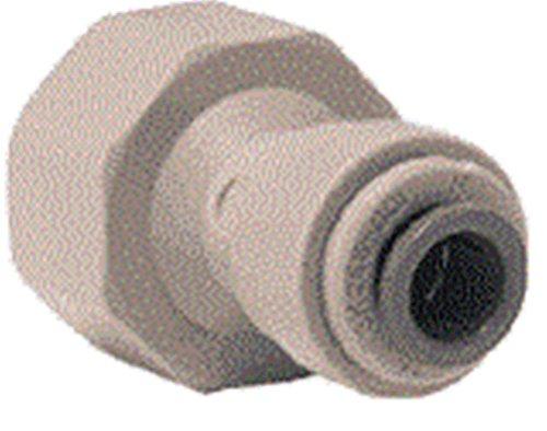 John Guest - Adattatore a scatto per rubinetti, 15 mm BSP x 6,35 mm