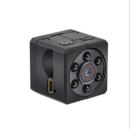 Mini Telecamera con scheda SD da 32GB, euskDE Full HD 1080P Portatile Nascosta Videocamera con Visione Notturna e Sensore di Movimento, Senza Fili Piccola Microcamere Spia per Esterno Interno