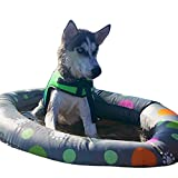 MMSPS Dog Float- Grey | Large Dog Float for Pool | Pool Floats Dog | Dog Float for Large Dogs | Pet Float| Pet Swimming Floaty