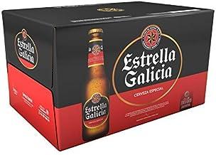 Estrella Galicia Cerveza, Pack 24 botellines. Estrella Galicia Cerveza Especial - Pack botellines 24 x 25 cl