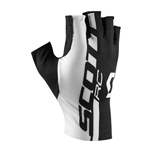 Scott Junior RC Kinder Fahrrad Handschuhe kurz schwarz/weiß 2018: Größe: S (3)