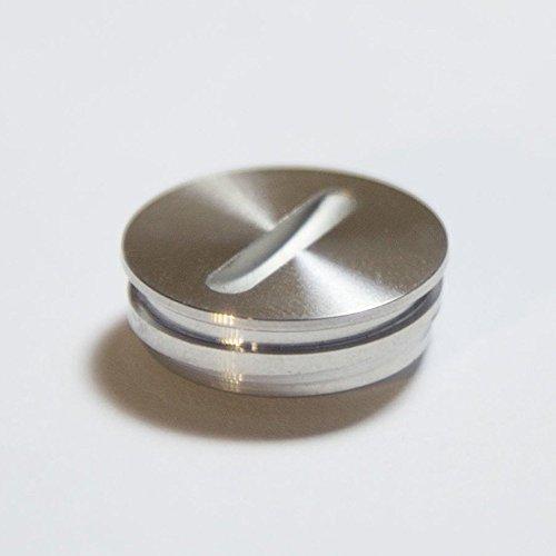 Ersatz Akkuabdeckkappe, Deckelverschluss für Apple kabellose Bluetooth Tastatur A1314oder Magic Trackpad A1339
