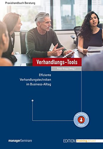 Verhandlungs-Tools (Edition Training aktuell)