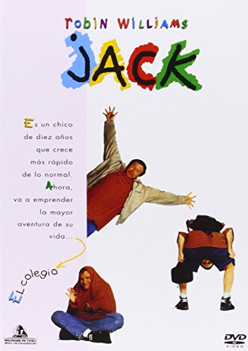 Jack [DVD]