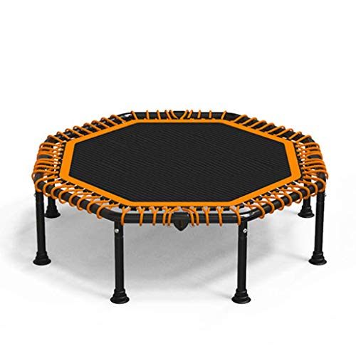 CAMORNY Opvouwbare Oefening Trampoline, Draagbare Mini Fitness Trampoline Rebounder Max Lading 300 lbs Oefening Trampolines voor Indoor Garden Workout Cardio