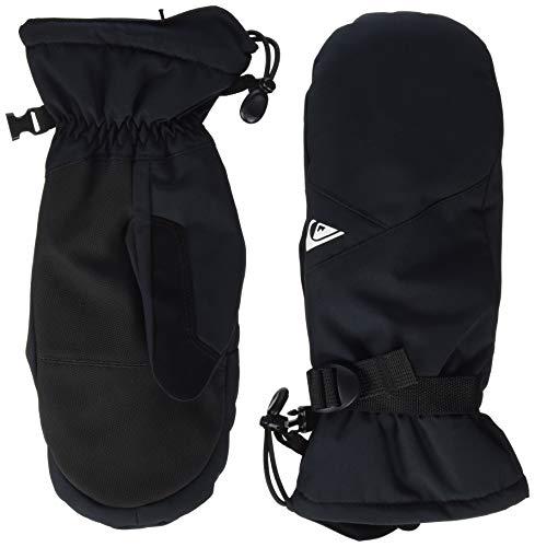 Quiksilver Mission Gants de Ski/Snowboard Homme Noir FR : L (Taille Fabricant : L)