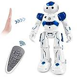 Cradream RC Robots for Kids, Remote Control Robot Intelligent Programmable Gesture Sensing Robot...