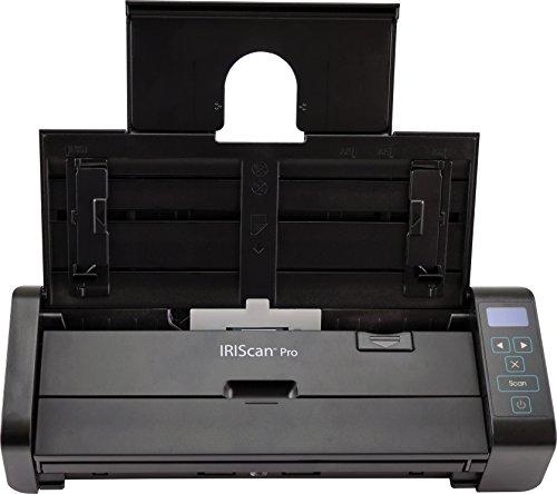 Le scanner de carte de visite Iriscan Pro 5